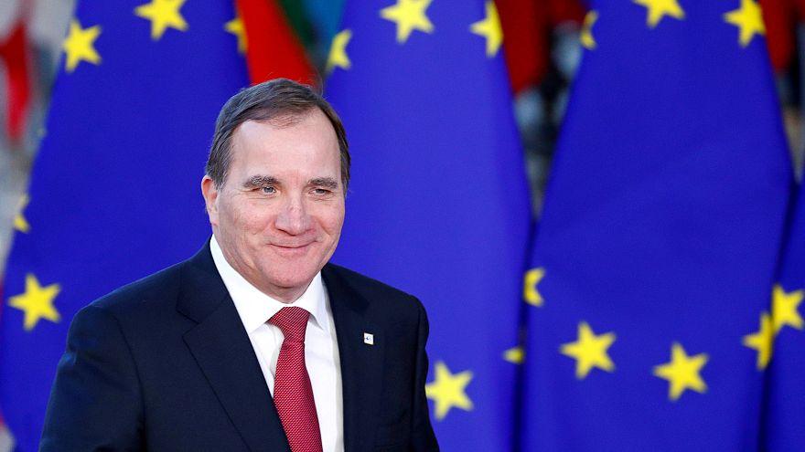 İsveç Başbakanı Stefan Lofven
