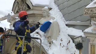 Как Москва борется со снегом