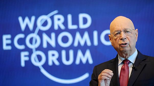 World Economic Forum founder and Executive Chairman Klaus Schwab.