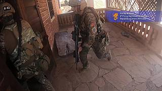 Португальский спецназ в ЦАР