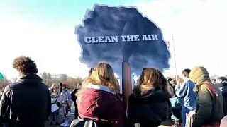Wie Greta: Schule schwänzen fürs Klima