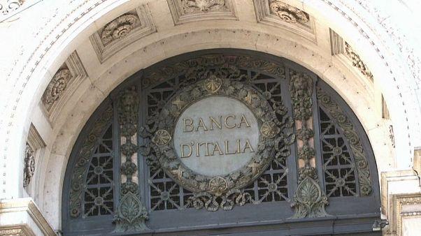 Банк Италии предупреждает о рецессии