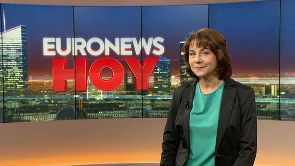 'Euronews Hoy' 18 de enero