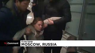 Detenção de modelo que diz ter provas de ingerência russa nos EUA