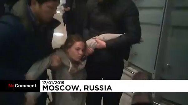Nasztya Ribka: letartóztatták a belarusz modellt Moszkvában
