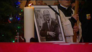 Danzig: Trauerfeier für ermordeten Bürgermeister Pawel Adamowicz