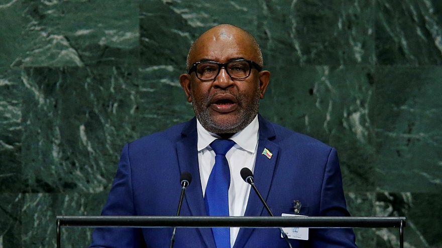 Komorlar Devlet Başkanı Azali Assoumani