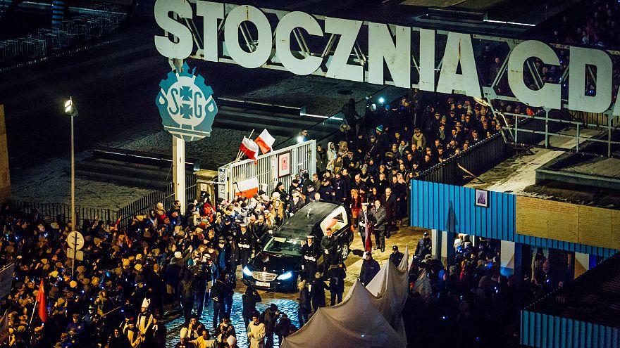 Гданьская судоверфь: символ свободы, а теперь — свидетель раскола