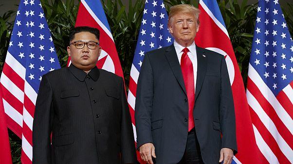 کاخ سفید: رهبران آمریکا و کره شمالی اواخر فوریه دیدار می کنند