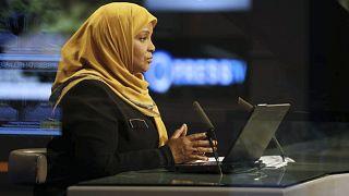 ABD- İran vatandaşı MarziehHashemi
