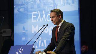 Κ. Μητσοτάκης: Εκλογές για να αποτρέψουμε την συμφωνία