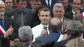 """Los debates de Macron no frenan a los """"chalecos amarillos"""""""