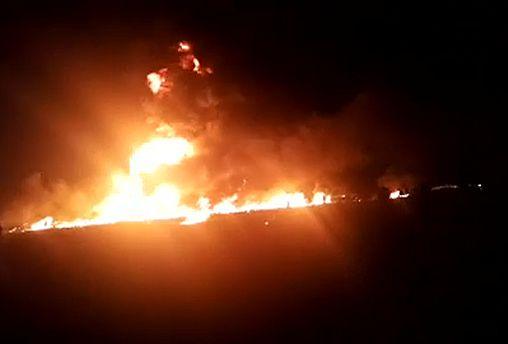 Al menos 21 muertos y 71 heridos en una explosión en un oleoducto