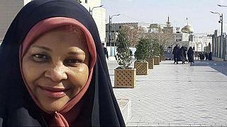 القضاء الأمريكي يحتجز مذيعة تلفزيون إيرانية