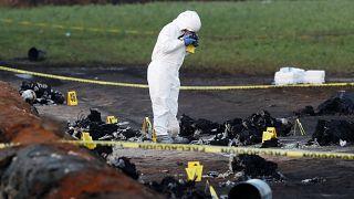 Mexiko: Tödliches Ende der Treibstoffjagd