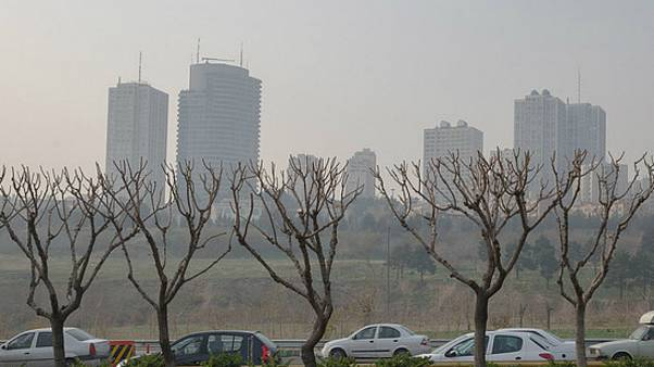 اداره محیط زیست استان تهران: منشاء بوی نامطبوع پایتخت پیدا نشد
