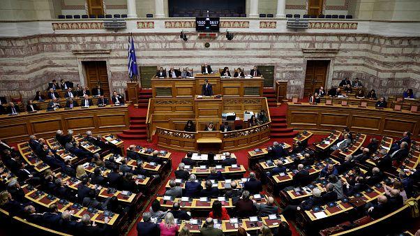 Ξεκινά η διαδικασία επικύρωσης της Συμφωνίας των Πρεσπών στη Βουλή