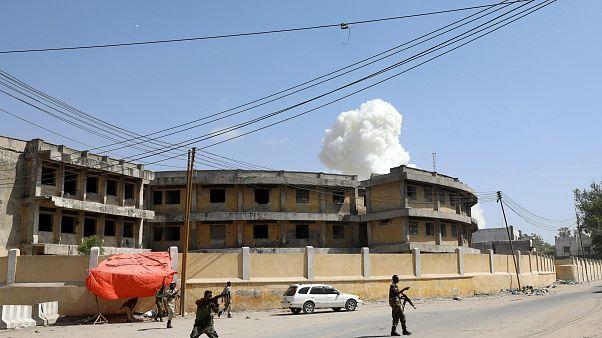 El Şebab aralık ayında cumhurbaşkanlığı konutunu hedef almıştı