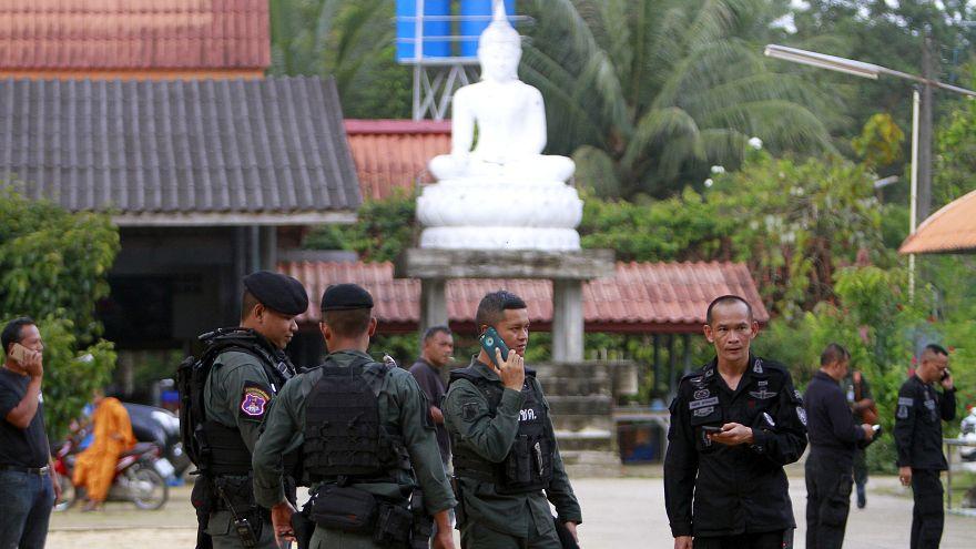 مقتل 2 من الرهبان البوذيين في هجوم مسلح على معبد في تايلاند