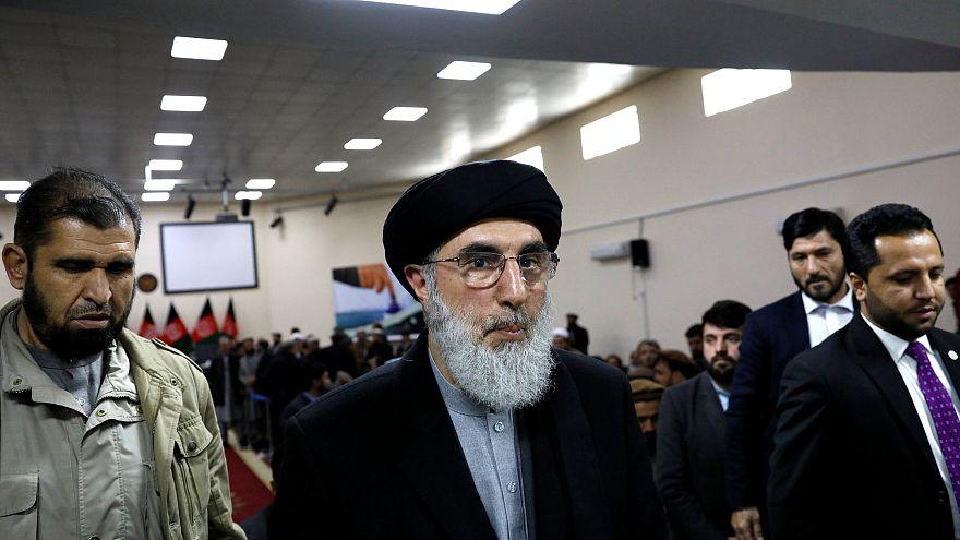 گلبدین حکمتیار نامزد ریاستجمهوری افغانستان شد