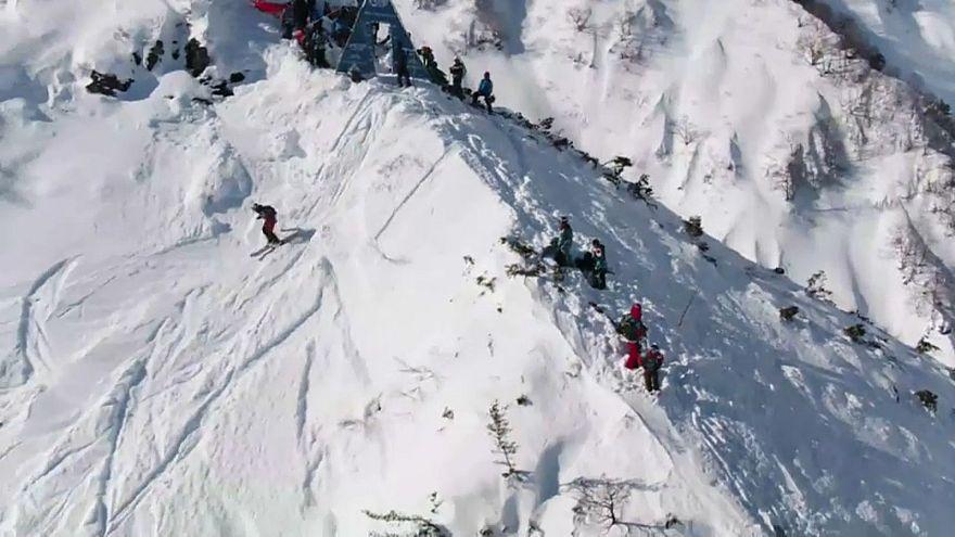 A világ legjobb snowboardosai parádéztak