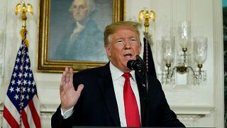 Trump hace una propuesta para poner fin al cierre de la Administración