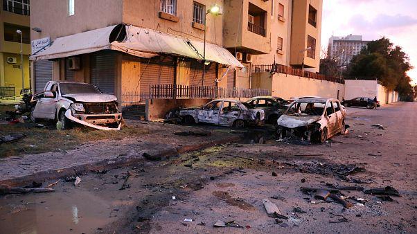 مقتل مصور صحفي أثناء تفطيته لاشتباكات بالعاصمة الليبية طرابلس