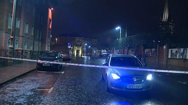 Nordirland: Explosion in Londonderry