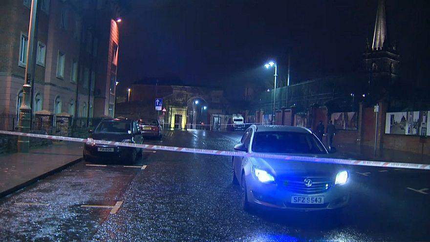Autobomba in Irlanda del Nord
