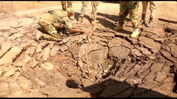 Amerikai légitámadás Szomáliában