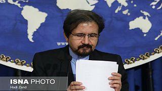 بهرام قاسمی ارتباط تهران با تبعه افغان-آلمانی متهم به جاسوسی را رد کرد