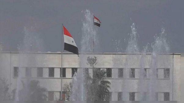 انفجار مهیب در جنوب دمشق شماری کشته و زخمی بر جا گذاشت
