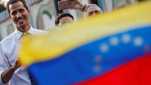 Guaidó preparado para suceder a Maduro