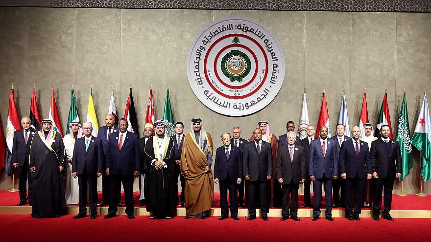 الرئيس اللبناني يدعو لتكثيف الجهود لإعادة اللاجئين السوريين
