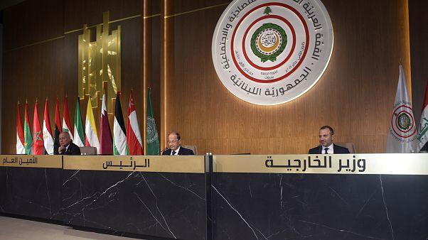 Lübnan Cumhurbaşkanı: Suriyeli mültecilerin eve dönüşü sağlansın