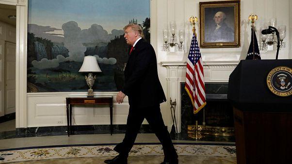 Los demócratas rechazan la propuesta de Trump sobre el muro