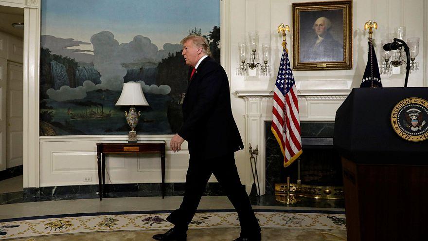 Haushaltsstreit in den USA: Trump macht neue Vorschläge, Demokraten lehnen ab.