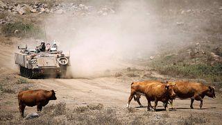 Suriye hava savunma sistemleri İsrail saldırısını engelledi
