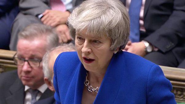 ماي ستناقش خروج بريطانيا مع الوزراء الأحد