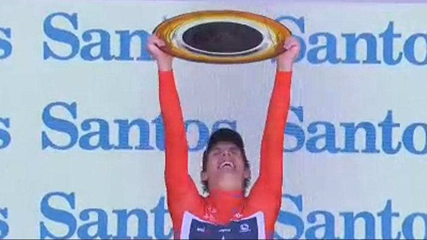 Impey nyerte az ausztrál körversenyt
