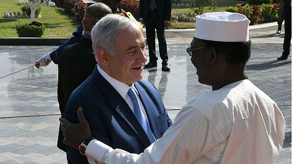 İsrail ve Çad 47 yıl sonra diplomatik ilişkileri yeniden tesis etti