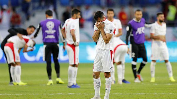 شاهد: الأردن يخرج من الدور الثاني لكأس آسيا على يد فيتنام