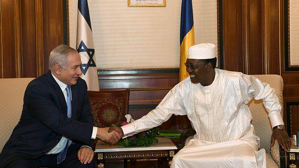 إسرائيل تستأنف علاقاتها الدبلوماسية مع تشاد ذات الأغلبية المسلمة