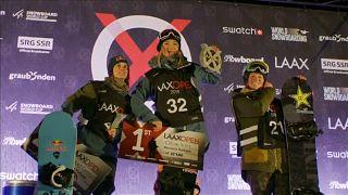 Snowboard: la statunitense Chloe Kim senza rivali