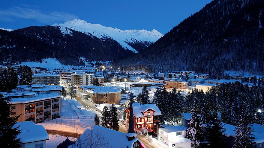 Davos: What's on the agenda for Tuesday?