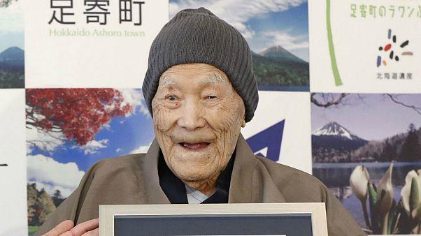 مسن ترین مرد جهان در ۱۱۳ سالگی درگذشت