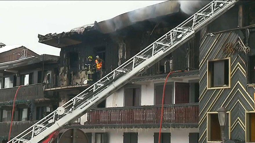 Courchevel : après l'incendie, les questions