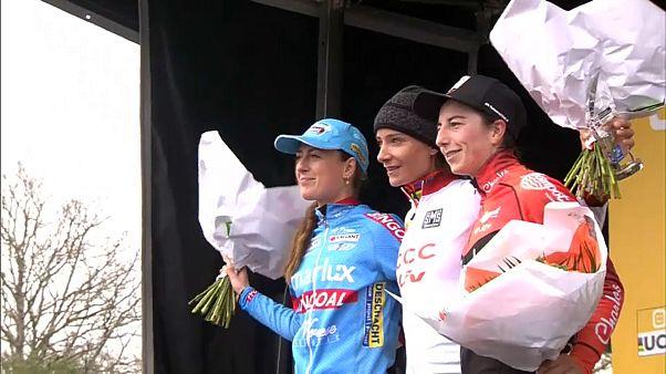 Starke Niederlande beim Weltcup im Querfeldeinrennen