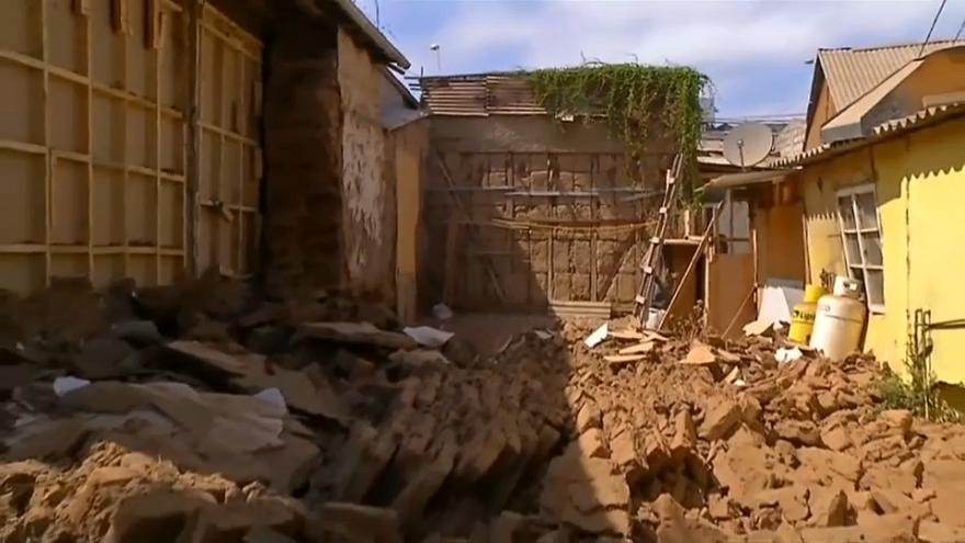 Un sismo de 6,7 grados sacude el norte de Chile y causa dos muertos