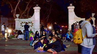 Землетрясение в Чили не пережили двое человек